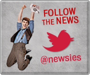 Follow NEWSIES on Twitter