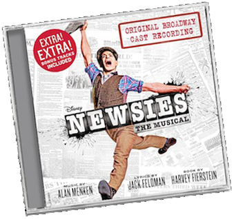 Get Newsies CD