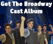 Get the Broadway Cast Album!