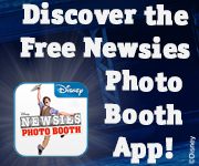 Disney's Photo Booth App!