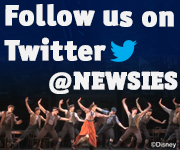 Disney's NEWSIES on Twitter!