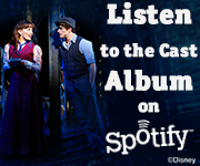 Disney's NEWSIES on Spotify!