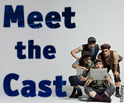 Meet the cast of Disney's NEWSIES