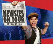 NEWSIES North American Tour announced!