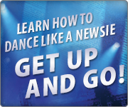 NEWSIES Get Up and Go!